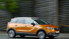 Essai Opel Crossland X 1.6 ECOTEC diesel : On attendait mieux