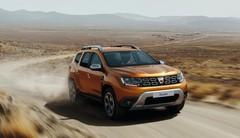 Premières images officielles pour le nouveau Dacia Duster