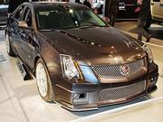 Cadillac CTS-V : Avis de tempête