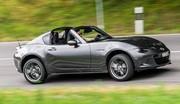 Essai Mazda MX-5 RF 2.0 160ch