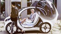 Smart vision EQ Fortwo : le remède aux transports en commun