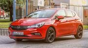 Opel Astra CNG : turbo au gaz naturel