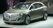 Lincoln MKT Concept : à la croisée des chemins