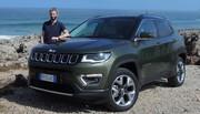 Essai Jeep Compass : l'aventurier