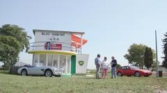 Emission Turbo : Reims et l'Automobile, RS5, C3 Aircross, Cayenne, GLC Coupé