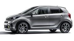 Kia Picanto X-Line : nano crossover