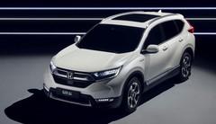 Le nouvel Honda CR-V débarquera en Europe avec une surprenante motorisation hybride