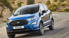 Ford EcoSport restylé : mission sauvetage