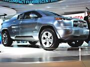 Toyota A-BAT Concept : Macho et écolo