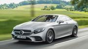 Mercedes Classe S Coupé et Cabrio : comme la berline, aussi en AMG