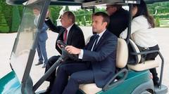 Sécurité routière : Macron annonce un nouveau plan