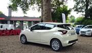 Essai Nissan Micra 71 ch : Une vocation urbaine