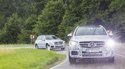 La Mercedes GLC F-Cell à hydrogène en version définitive