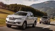 Le pick-up Renault Alaskan annonce ses prix