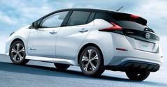 Nissan Leaf: opus deux