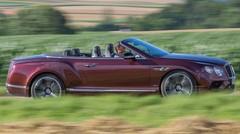 Essai Bentley Continental GT Convertible V8S: au revoir