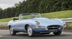 Jaguar Type E Zero Concept : retour vers le futur