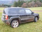 Essai Jeep Patriot : Compass XY