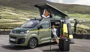 Citroën SpaceTourer Rip Curl : été indien