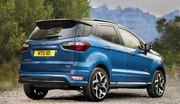 Ford rajeunit son SUV EcoSport