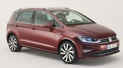 Présentation Volkswagen Golf Sportsvan restylée 2017 : sursaut d'orgueil ?