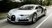 Essai Bugatti Chiron 2017 : nos impressions au volant de l'hypercar de 1500 ch