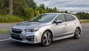 Essai Subaru Impreza 5 : Le retour de la compacte japonaise