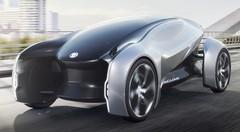 Avec le concept Future-Type, Jaguar dévoile sa vision du futur de l'automobile