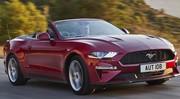 Ford Mustang 2018 : Le plein de puissance