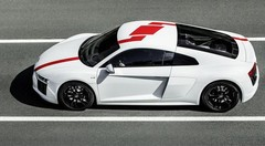 Audi R8 V10 RWS : propulsion