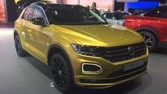 Volkswagen T-Roc R-Line : le SUV T-Roc en survêtement à Francfort