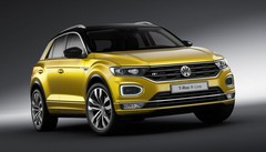 Le Volkswagen T-Roc en finition R-Line