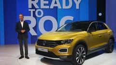 Volkswagen T-Roc : du sport avec la finition R-Line