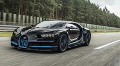 La Bugatti Chiron s'offre un record de vitesse d'un nouveau genre