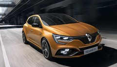 Renault Megane 4 RS 2018 : 280 ch et 4 roues directrices