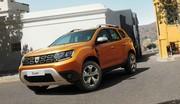 Les infos sur le nouveau Dacia Duster