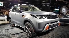 Land Rover Discovery SVX : franchisseur dans l'âme