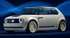 Honda dévoile l'Urban EV Concept