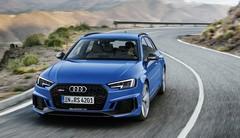 Audi lève le voile sur la nouvelle RS4