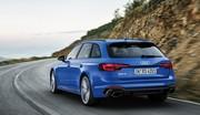 Audi dévoile la RS4