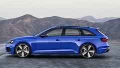 Audi RS4 Avant : un break de 450 ch pour les familles sportives