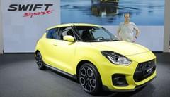 Suzuki Swift Sport : les caractéristiques d'une sportive prometteuse