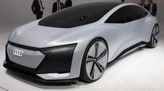 Audi Aicon Concept : interdiction de conduire