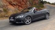 Essai Audi A5 Cabriolet 252 ch : Un courant d'air maîtrisé