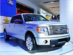 Ford F150 restylé : Un air de jouvencelle