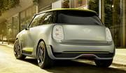 Mini Electric Concept 2017 : La Mini met les watts