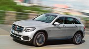 Mercedes GLC F-Cell : la production pour fin 2019