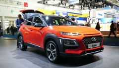 Hyundai Kona : les photos et les tarifs en direct de Francfort