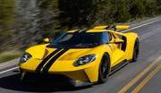 Essai Ford GT : bien trop peu !