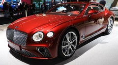 Bentley Continental GT : révolution de palais